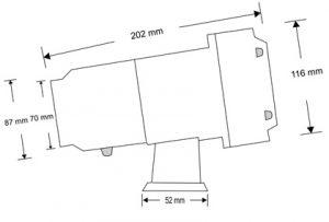 Motorized Siren - MTR 142