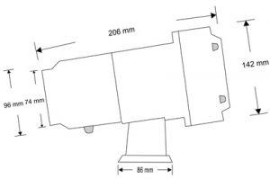 Motorized Siren - MTR 143