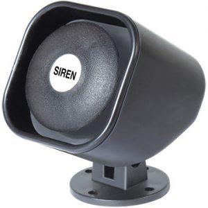 Piezo Siren - SQR 117