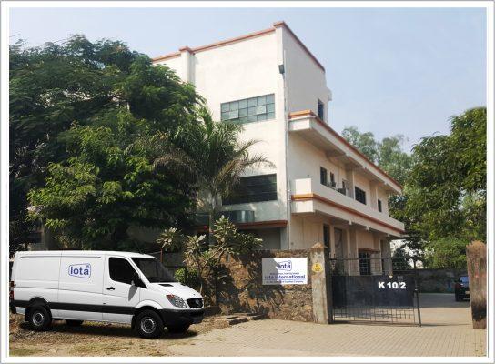 IOTA Nagpur Plant