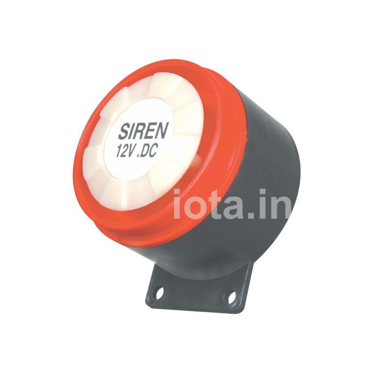 iota piezo siren RBS116